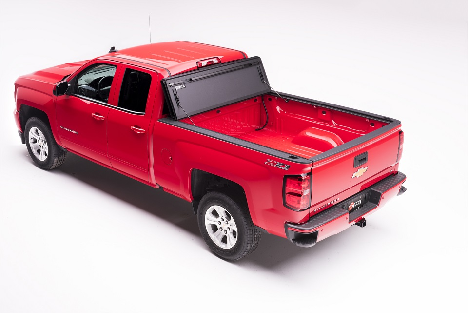 bakflip mx4 hard folding tonneau covers for chevy and gmc. Black Bedroom Furniture Sets. Home Design Ideas