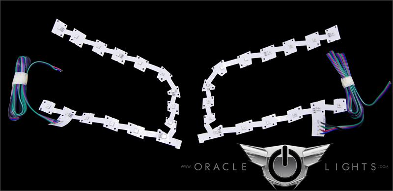 Oracle Halo Lights For 2011-2014 Dodge Charger