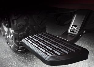 Bedstep 2 Truck Bed Side Step By Amp Research For Ford
