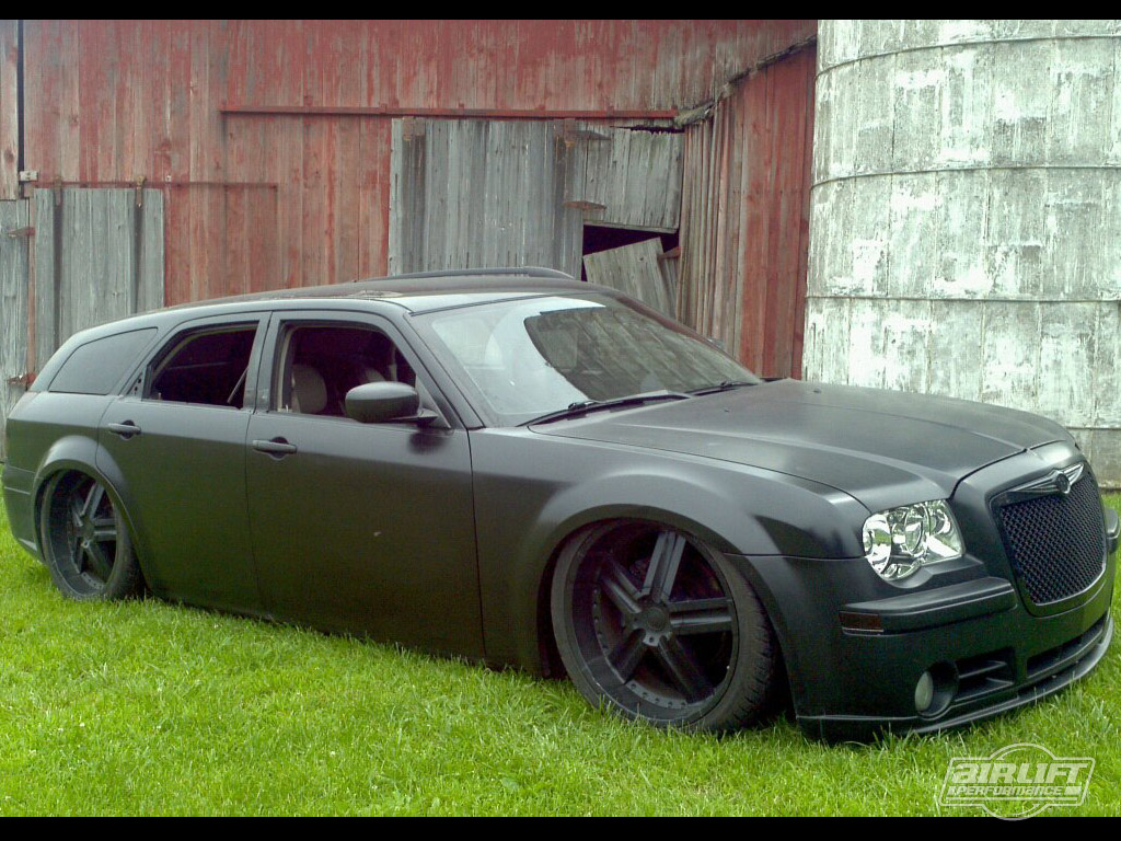 AirLift Performance Air Bag / Lowering Kits for Dodge and ...