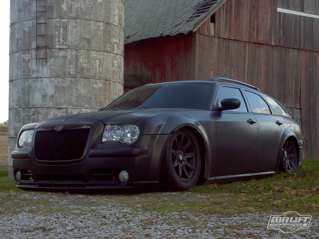 Airlift Performance Air Bag Lowering Kits For Dodge And