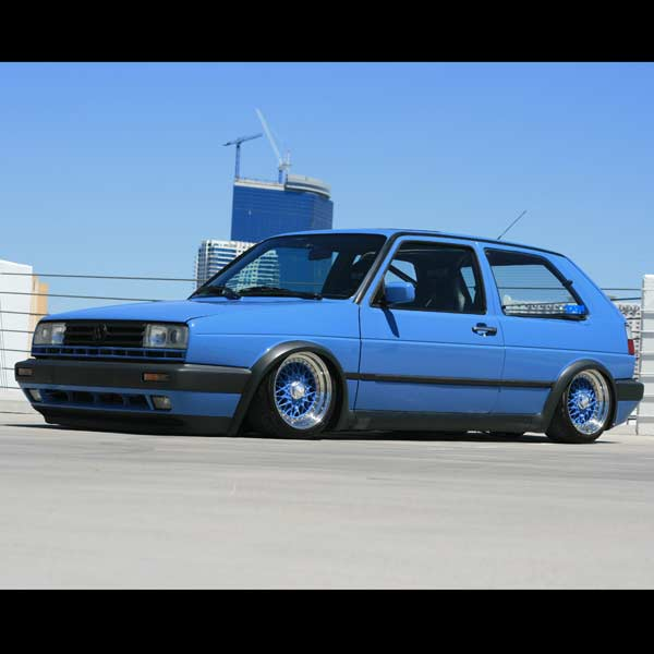 Airlift Performance Air Bag Lowering Kits For Vw Mkii And Mkiii