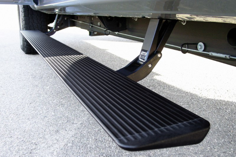 amp7623501a 9 powerstep electric running boards by amp research for ford 2017  at creativeand.co