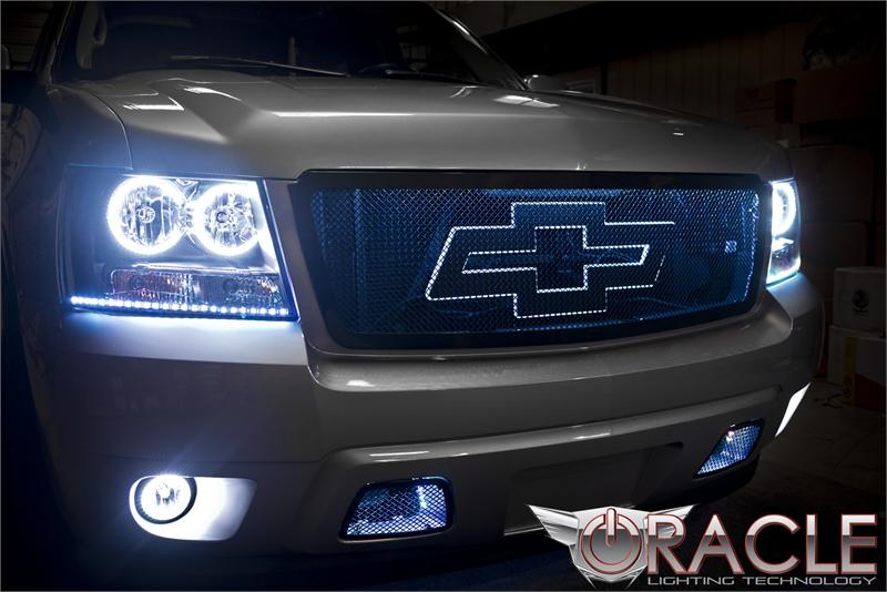 oracle halo kits for chevy avalanche
