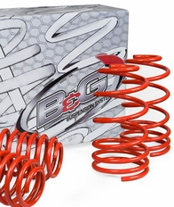 B&G Lowering Springs and Suspension for Smart Cars