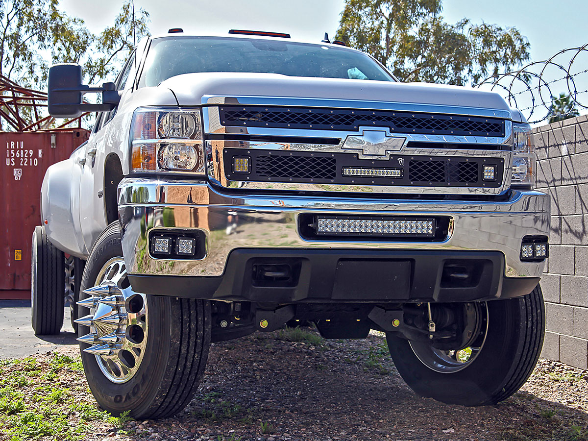 2007 2016 chevy silverado 2500 3500 led light mounts brackets by 2007 2016 chevy silverado 2500 3500 led light mounts brackets by rigid industries 2011 2014 chevy silverado 2500 3500 led fog light mounting brackets by aloadofball Choice Image