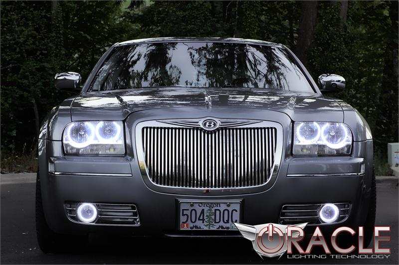 oracle halo lights for chrysler 300 base touring do not. Black Bedroom Furniture Sets. Home Design Ideas