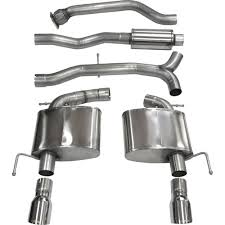 Corsa performance exhaust systems for cadillac 2013 2017 cadillac 2013 2017 cadillac ats 20 turbo auto trans corsa sport cat back exhaust publicscrutiny Image collections