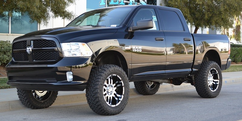 CST Performance Suspension / Lift Kits for 2009-2017 Dodge Ram 1500