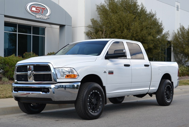 CST Performance Suspension / Lift Kits for 2009-2014 Dodge Ram 2500