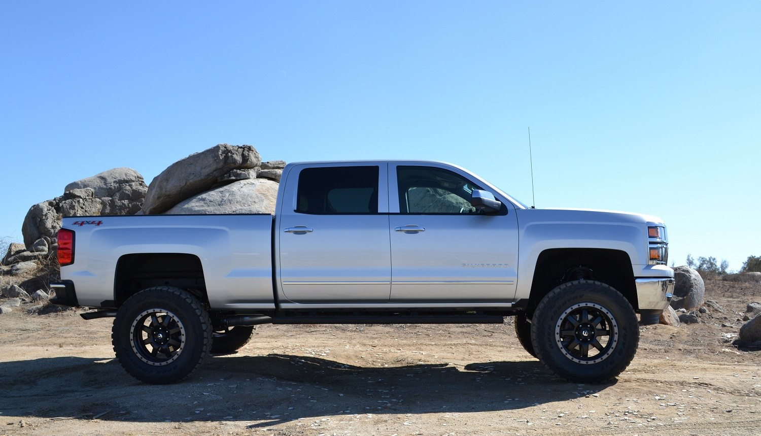 CST Performance Suspension / Lift Kits for 2014-2018 Chevy