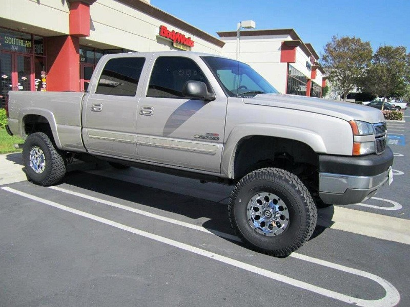 CST Performance Suspension / Lift Kits for 2001-2010 Chevy Silverado ...
