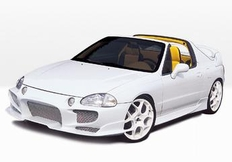 DC Sports Headers for Honda Del Sol
