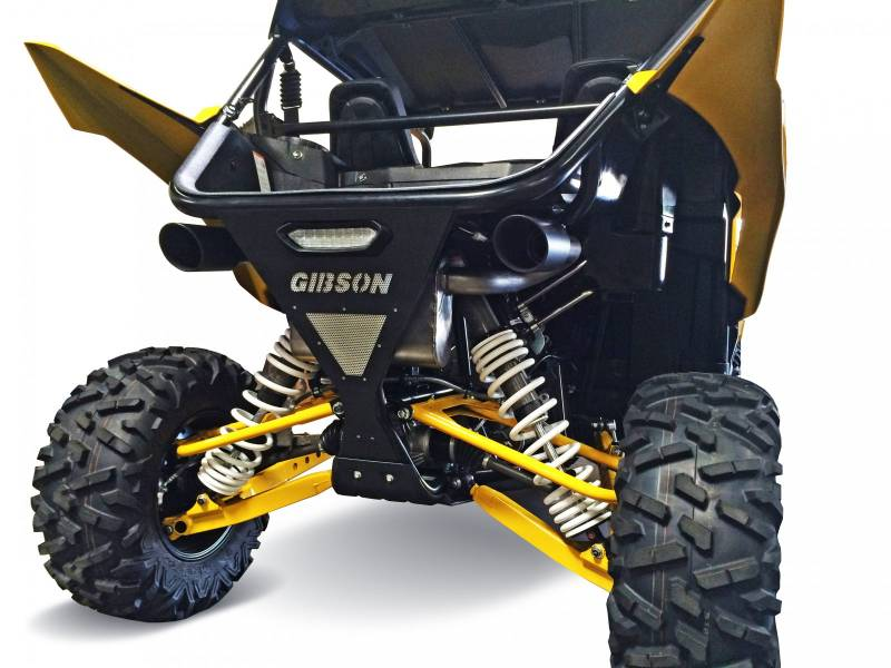 Gibson performance exhaust systems and headers for yamaha for 2018 yamaha yxz1000r