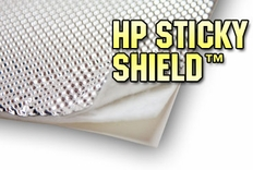 HP Sticky Shield Armor Adhesive Backed Heat Shielding