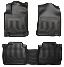 husky liners all weather floor mats liners for toyota camry husky liners weather beater. Black Bedroom Furniture Sets. Home Design Ideas