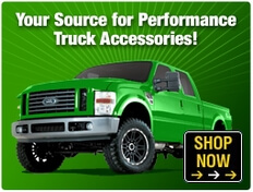 Your Source for Performance Truck Accessories!