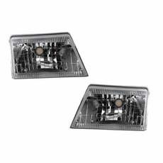 Ipcw headlights for ford ipcw headlights for ford ranger ipcw diamond cut headlights 1998 2000 ford ranger fandeluxe Choice Image