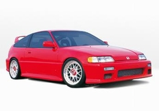 IPCW Euro Tail Lights for Honda CRX