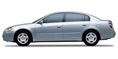 IPCW Euro Tail Lights for Nissan Altima
