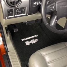 Lloyd Floor Mats for Hummers