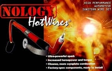 Nology Hotwires Spark Plug Wires for Yamaha Motorcycles and ATVs ...