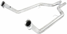 Pacesetter Performance off road H Pipes for Ford Mustangs