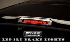 Putco LED 3rd Brake Lights for Chevrolet and GMC