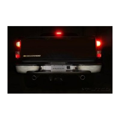 Tailgate light bars and side bars putco mini 15 ion chrome led putco mini 15 ion chrome led tailgate light bar aloadofball Gallery