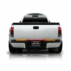 Lighting headlights fog lights tail lights replacement bulbs recon xtreme 49 led tailgate light bar red brake white reverse amber mozeypictures Image collections