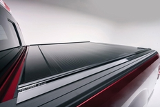 Retrax PowerTraxOne Tonneau Cover - Gloss Black Electric Truck Bed Cover