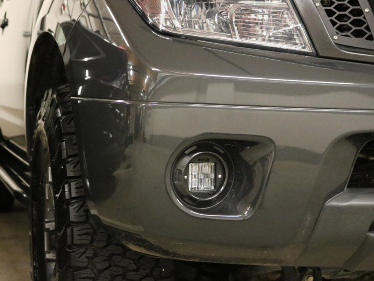 Marvelous 2009 2015 Nissan Frontier Pro LED Fog Light Kit By Rigid Industries