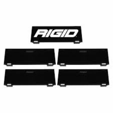 Light covers for rigid industries rds series led light bars rigid rigid industries black 50 rds series light bar cover aloadofball Images