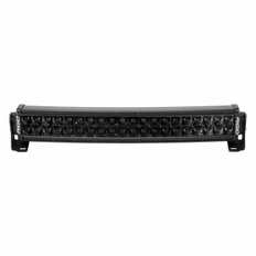 Rds pro curved led light bars by rigid industries rigid industries rigid industries 20 rds pro midnight series curved led light bar aloadofball Image collections