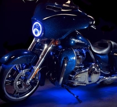 Oracle Halo Lights for Harley Davidson 20062015 Harley Davidson