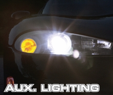 StreetGlow Head Lights , Fog Lights <br>LED Tail Light Bulbs , LED Accessory Bulbs