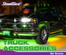 StreetGlow Truck and SUV Accessories