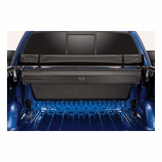 tonneau mate under truck cover truck bed tool box by truxedo