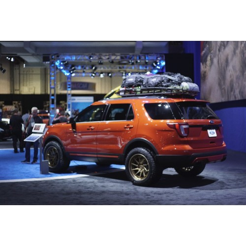 Traxda Lifting and Leveling Kits for Ford Explorer ...