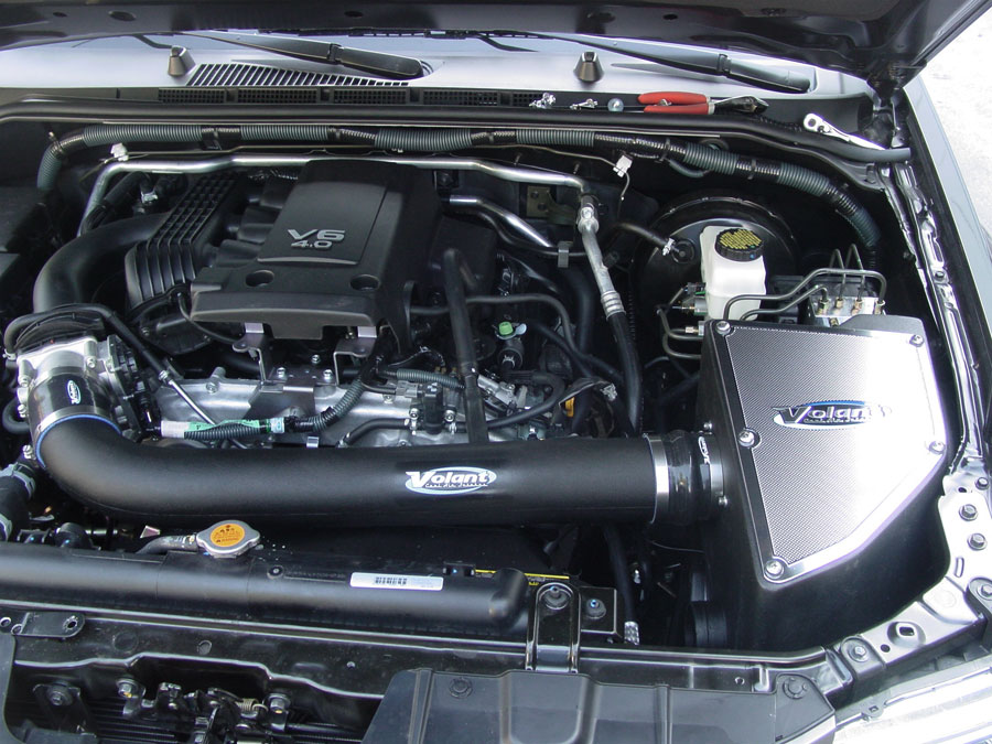 Volant Cold Air Intakes For Nissan Volant Cold Air