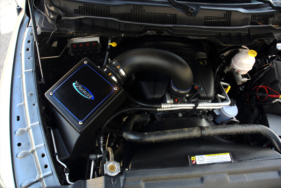 Volant PowerCore Cold Air Intake Systems for Dodge Ram GAS