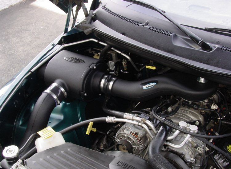 Volant Cold Air Intakes for Dodge Ram Trucks (gas) - Volant Cold Air