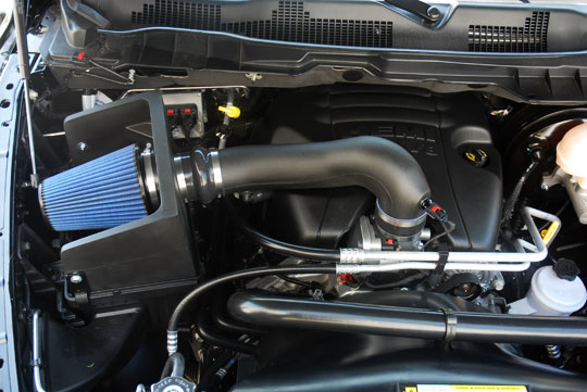 volant powercore cold air intake systems for dodge ram gas. Black Bedroom Furniture Sets. Home Design Ideas