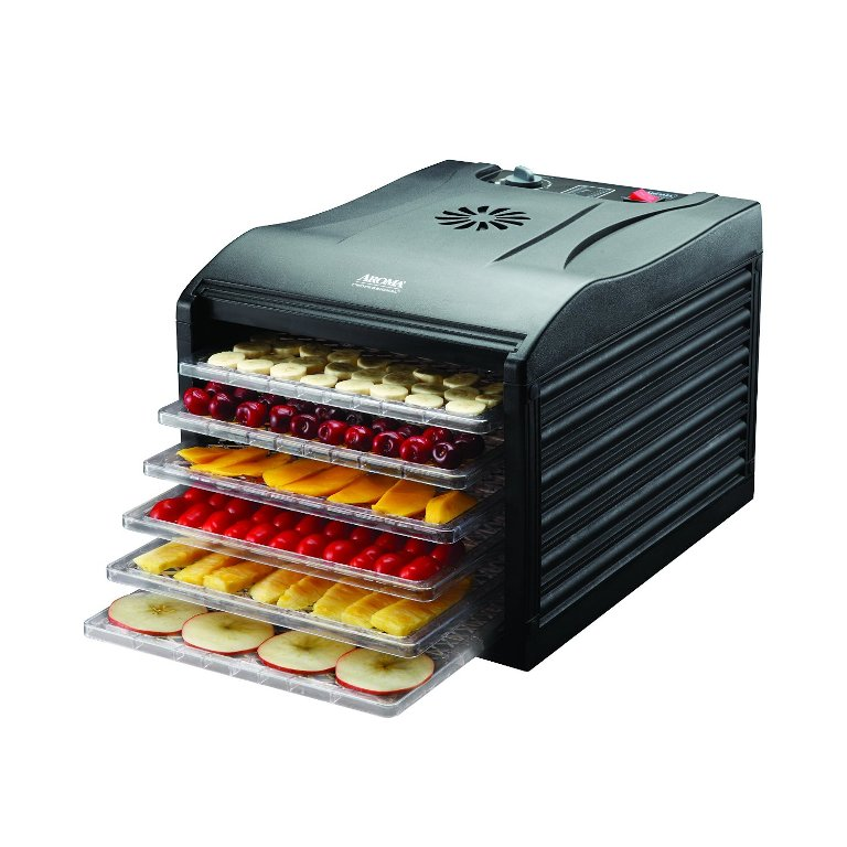 Aroma Professional  Tray Food Dehydrator Review