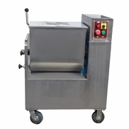 commercial stainless steel electric meat mixer 110 lb capacity eta unknown - Meat Mixer