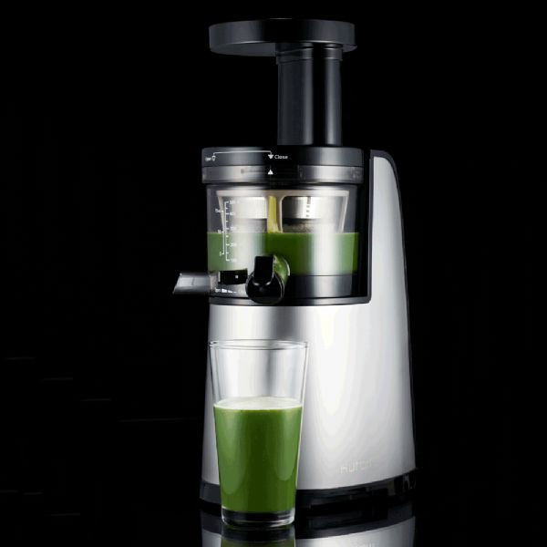 Slow Juicer Vs Regular : Hurom HG Hurom Slow Juicer HG Harvest Essentials