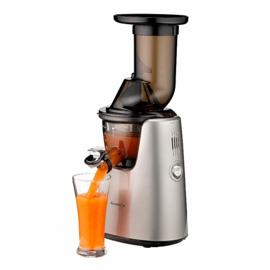 Kuvings Whole Slow Juicer Elite C7000 Silver : Kuvings C7000S Kuvings Whole Juicer Harvest Essentials