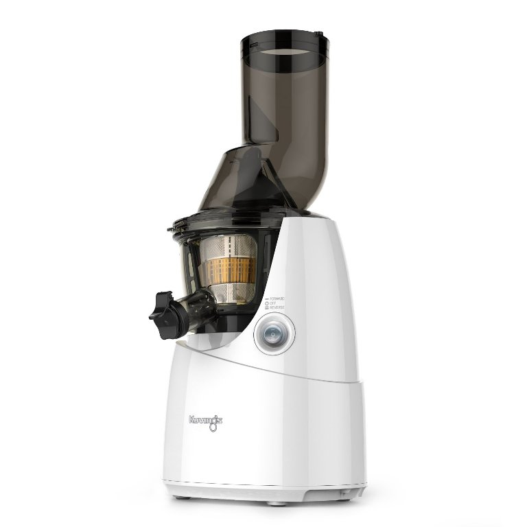 The Best Slow Juicer In The World : Kuvings Whole Slow Juicer B6000W