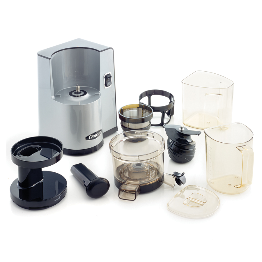 Dash Slow Juicer Review : Omega vSJ843QS Slow Juicer Omega Harvest Essentials