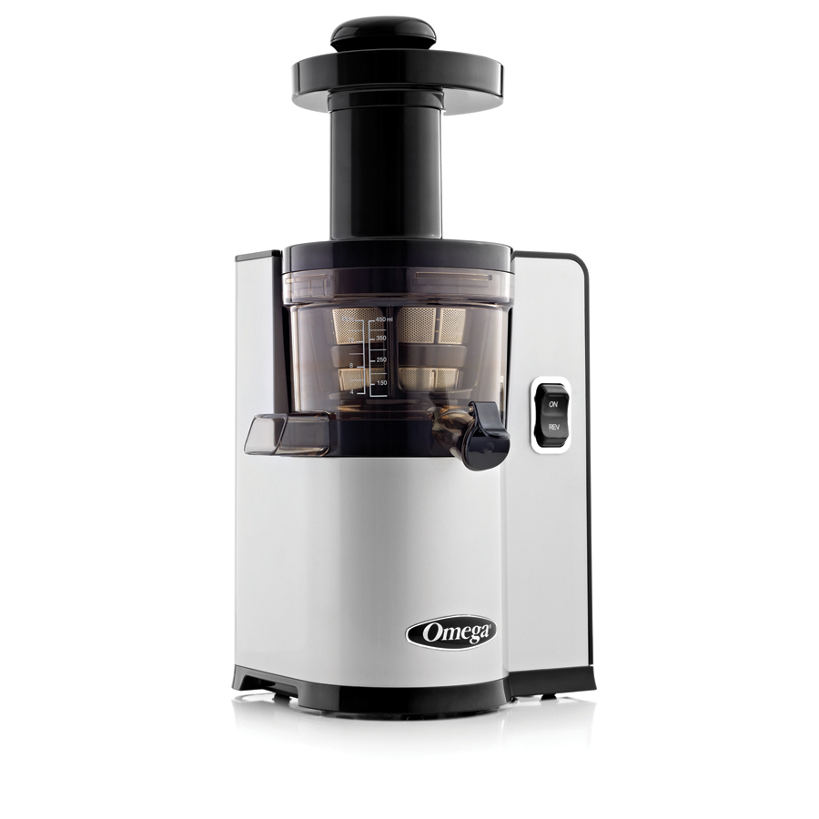 Compare Omega Slow Juicers : Omega vSJ843QS Slow Juicer Omega Harvest Essentials